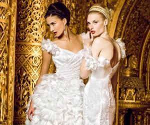 Свадебные платья Yumi Katsura осень-зима 2013-2014