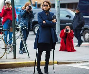 Любимица street style фотографов - Christine Centenera