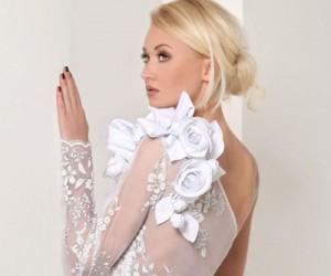 Свадебные и вечерние платья Tony Chaaya 2013