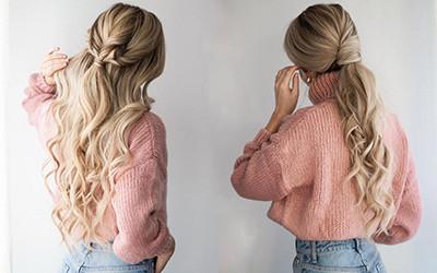 10 причесок в романтическом стиле на длинные волосы