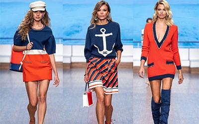Женская одежда Elisabetta Franchi весна-лето 2020