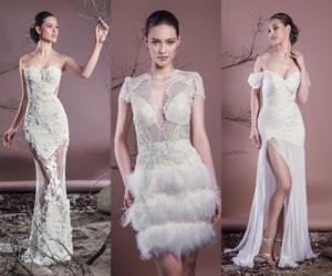 Свадебные платья Cristallini 2017