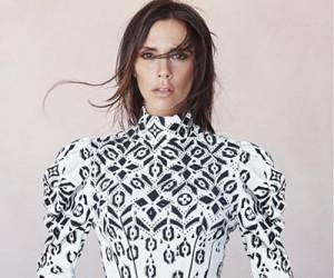 Victoria Beckham для журнала Vogue Australia