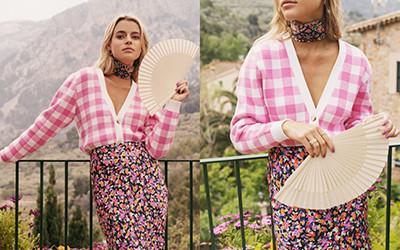 Модная женская одежда By Malina осень 2021