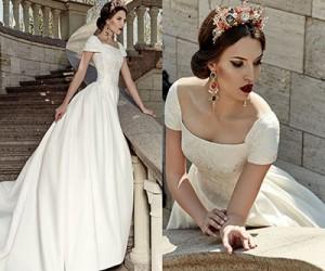 Свадебные платья Daria Karlozi 2016