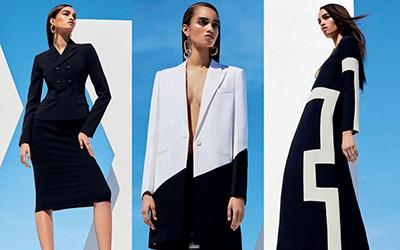 Ellen Rosa на страницах Harper's Bazaar Spain