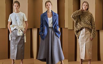 15 стильных образов для женщин на осень от дизайнера Vika Gazinskaya