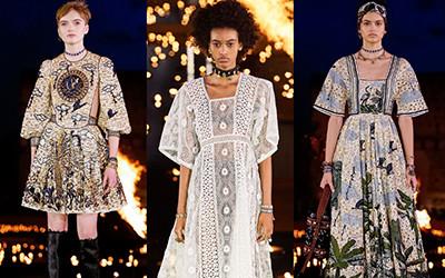 20 самых желанных платьев из коллекции Christian Dior Resort 2020
