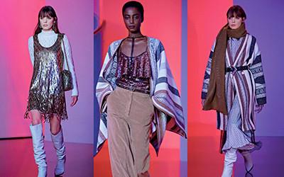 Модная женская одежда Twinset осень-зима 2021-2022
