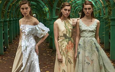 Женская одежда Alena Akhmadullina весна-лето 2020