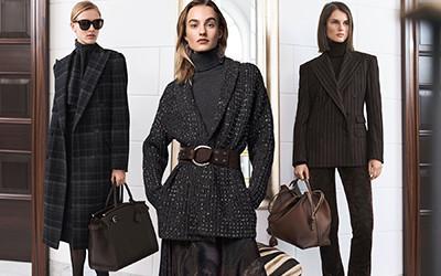 Женская одежда Ralph Lauren осень-зима 2020-2021