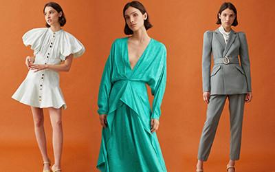 Женская одежда Acler Resort 2021