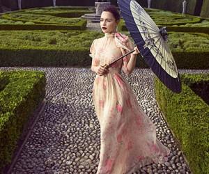 Emilia Clarke для журнала Harper's Bazaar US