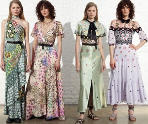 Temperley London Resort 2019