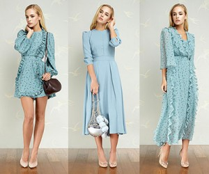 Ulyana Sergeenko Demi-Couture весна-лето 2017