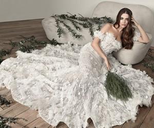Свадебная коллекция платьев Lee Petra Grebenau 2019