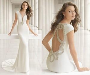 Свадебные платья Rosa Clará 2018