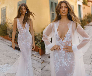 Свадебные платья Berta осень-зима 2019-2020