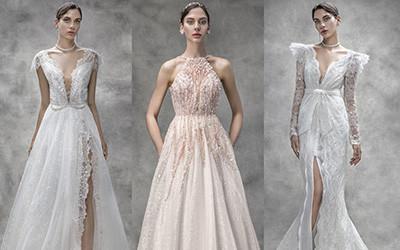 Свадебные платья Victoria KyriaKides весна-лето 2020