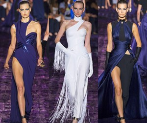 Atelier Versace Haute Couture осень-зима 2014-2015