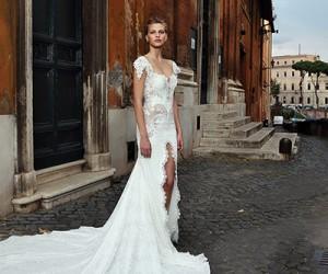 Свадебные платья Michal Medina осень-зима 2015-2016
