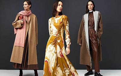 Элегантные осенние образы для женщин Lafayette 148 New York