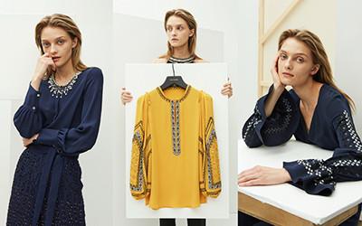 Самые красивые блузы на 2020 год из коллекции Kobi Halperin