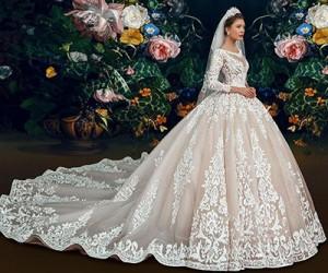 Свадебные платья Mireille Dagher Haute Couture 2018