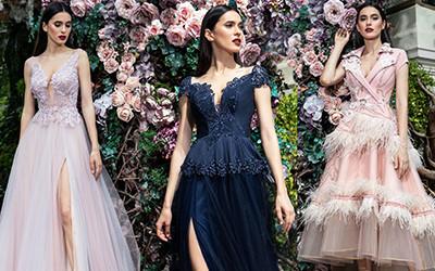 15 шикарных вечерних платьев из коллекции Cristallini весна-лето 2020