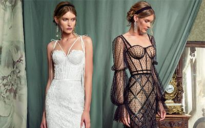 Красивые платья на выпускной Papilio 2019