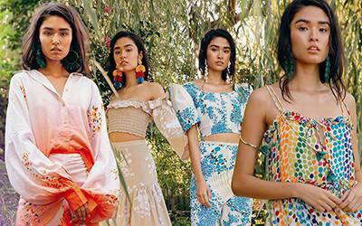 Летняя женская одежда All Things Mochi 2020