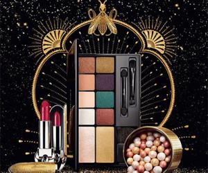 Рождественская коллекция макияжа Guerlain Electric Look Holiday 2018