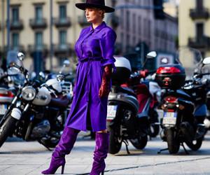 Street style на неделе моды в Милане весна-лето 2019
