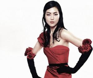 Азиатские модели для летнего Vogue China Collections