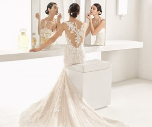 Свадебные платья Two by Rosa Clará 2017
