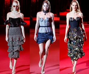 Ulyana Sergeenko Haute Couture весна-лето 2017
