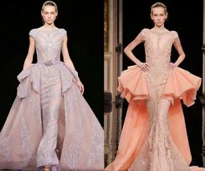 Ziad Nakad Haute Couture весна-лето 2017