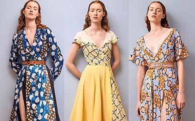 12 элегантных образов в юбках и платьях из коллекции Alexandre Blanc