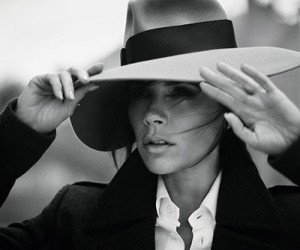 Victoria Beckham для журнала Vogue Germany