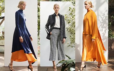 Элегантные образы для современных женщин из коллекции Amanda Wakeley весна-лето 2020