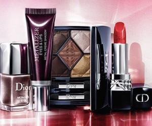 Осенняя коллекция макияжа Dior Makeup Collection Fall 2017