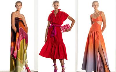 Женская одежда Silvia Tcherassi весна-лето 2022