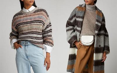 12 стильных осенних образов для женщин в одежде Brunello Cucinelli