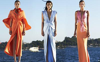 Женская одежда Ozgur Masur весна-лето 2021