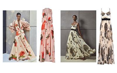 Самые желанные платья из коллекции Silvia Tcherassi весна-лето 2020
