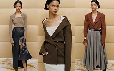 Женская одежда Nanushka осень-зима 2020-2021