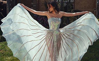 Эксклюзивные свадебные и вечерние платья Rami Kadi Haute Couture 2021