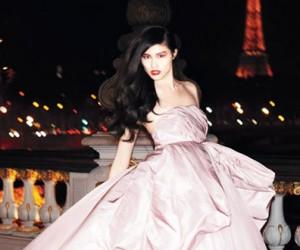 Sui He для журнала Harper's Bazaar US