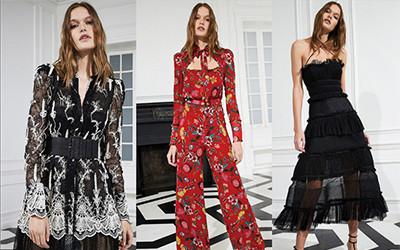 Женская одежда Alexis осень-зима 2019-2020
