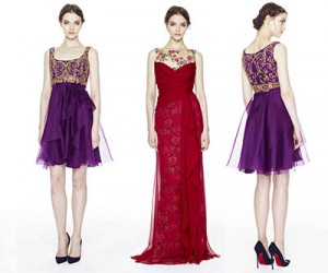 Notte by Marchesa Pre-Fall 2014